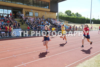 Senior Sports Day. 6th July 2018. photos