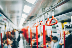 hong kong subway train