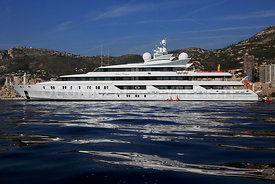 superyacht Indian Princess