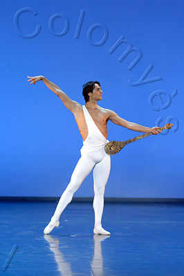 Apollon / Apollo / Balanchine - Stravinsky