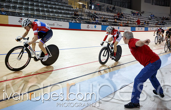 2014 Canadian Track Championships, Milton, On, January 5, 2015