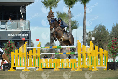 Fourcade Lopez Fernando (ESP) and SUNDANCE