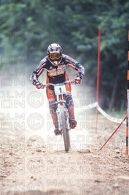 SAMUEL CORRADO HERIN TRAINING MASSANUTTEN, VIRGINIA, USA. GRUNDIG DOWNHILL WORLD CUP 1997
