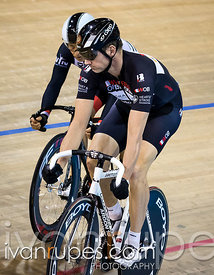 Master B Sprint 1/2 Final. 2015 Canadian Track Championships, October 8, 2015