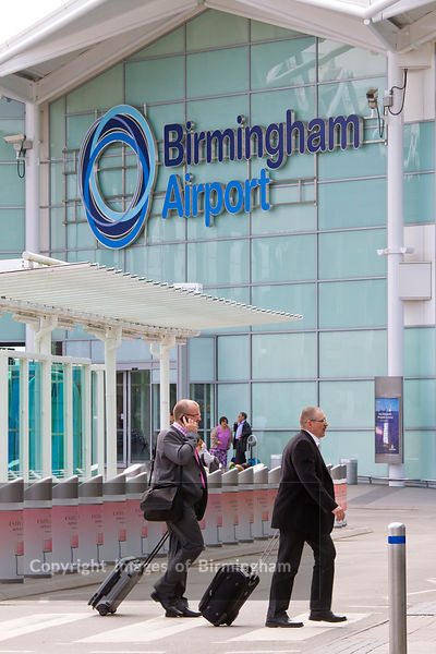 Birmingham Airport, England, UK