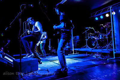 Heat Of Damage CD launch