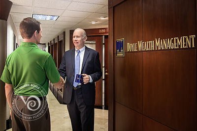 Commercial - Business Photography | Doyle Wealth picture