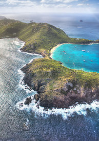 Colombier Beach - St.Barth