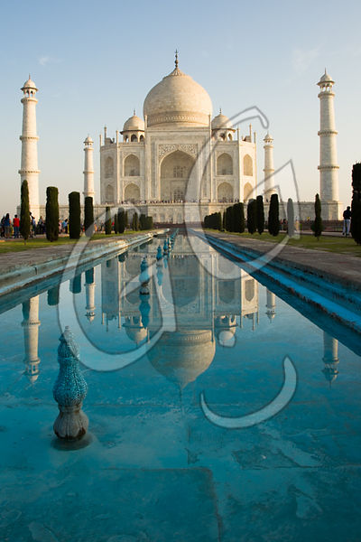 Taj Mahal / Agra, India