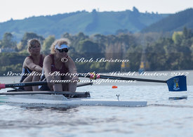 Taken during the World Masters Games - Rowing, Lake Karapiro, Cambridge, New Zealand; ©  Rob Bristow; Frame 528 - Taken on: Tuesday - 25/04/2017-  at 09:05.54
