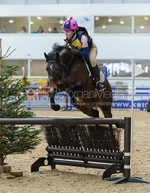 Heidi Coy and  Riversdale Magic Heart - BE100 Class - Baileys JAS National Championships 2014