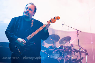 Steve Rothery, guitar, Marillion, Wolves, 2015, Sunday