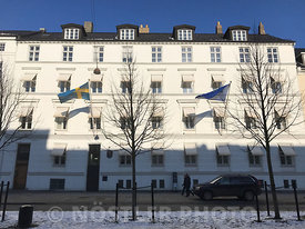 Swedish Embassy in Jeginds Gård,