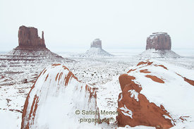 Monument Valley, Utah, USA (Published in Nature Photographer Magazine, Fall/Winter 2010)