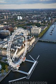 Aerial Eye of London