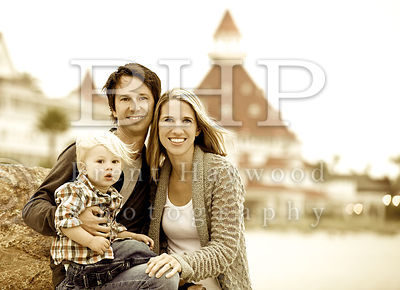 San Diego Family Portrait Photography Photographer