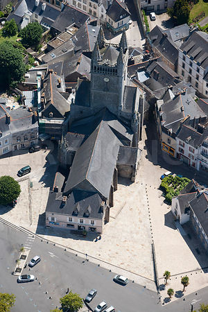 photo de l'Èglise Saint Michel a Quimperle