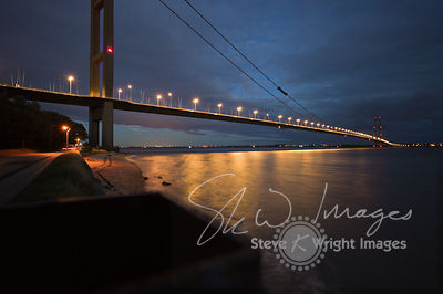 The Humber Bridge, UK images