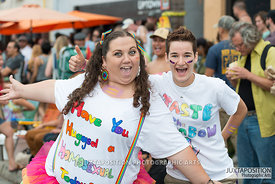 2014 San Diego Pride Parade, Saturday