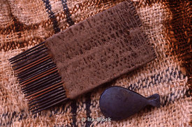 ancient inca comb