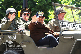 Veterans in Erie Memorial Day Parade