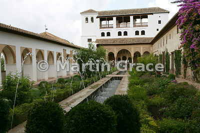 Generalife photos