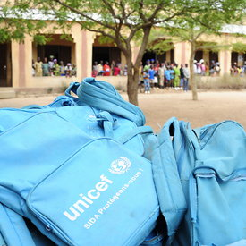 UNICEF Mali water, sanitation and hygiene programmes in Mopti Region