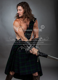 Highlanders Stock photos