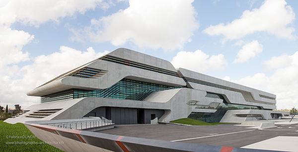 Pierres Vives - Montpellier - Architecte : Zaha Hadid