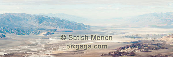 Dante's View, Death Valley National Park, California, USA