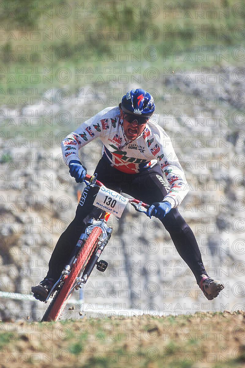 JASON MCROY METABIEF, FRANCE. EUROPEAN CHAMPIONSHIPS 1994