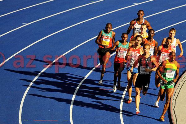 IAAF World Championships in Athletics,Berlin,2009