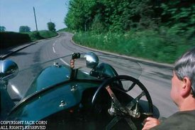 England, Three Wheeled Morgan auto