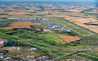 Edmonton International Airport (CYED) and Leduc Area
