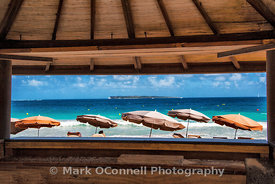 Beach in St Maarten