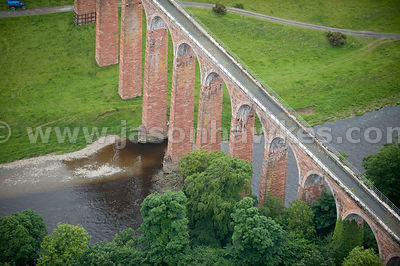 Leaderfoot Viaduct, Scotland