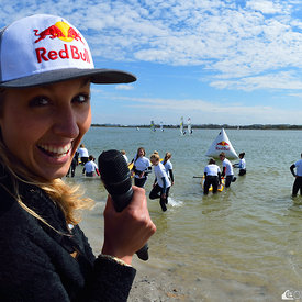 Red Bull Windsurf Camp Alice Arutkin photos