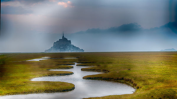Mont Saint Michel photos