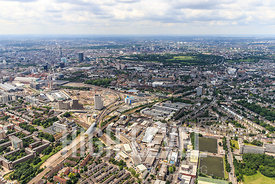 Aerial Photography Taken In and Around Camden, UK