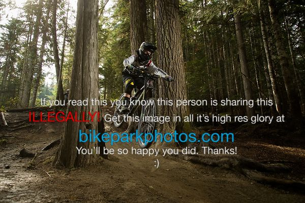 Thursday August 30th Samuari Pizza Cat bike park photos