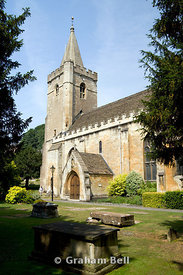 Holy Trinity Church, Bradford on Avon, Wiltshire.