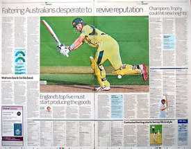 Sunday Telegraph 2 June 2013.4188686 – Steven Paston.