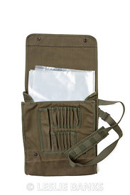US Army Map and Photograph Case