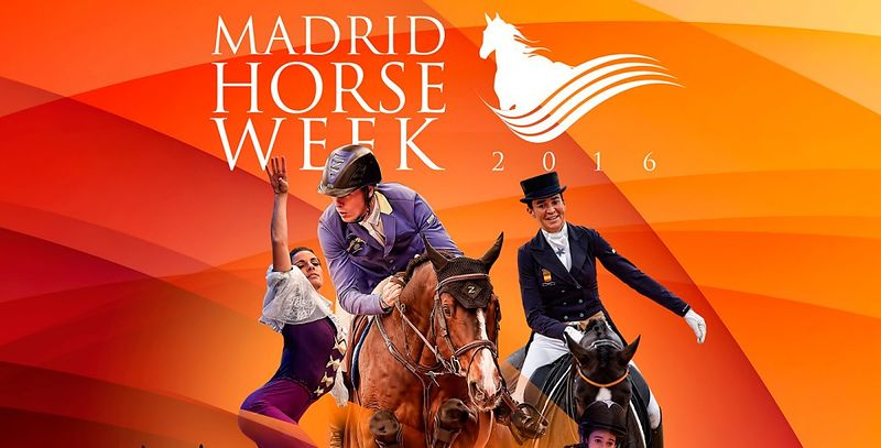 2016_Madrid Horse Week FEI Longines World Cup photos