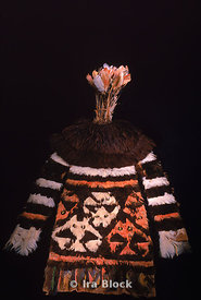 Ancient Peruvian headress