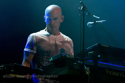 Mark Kelly, keyboards, Marillion, Wolves, 2015
