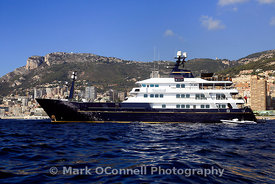 Force Blue in Monaco