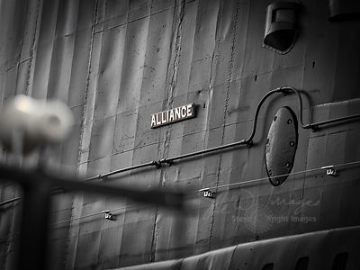 HMS Alliance - Olympus UK at Portsmouth Historic Dockyard - 7th May 2015