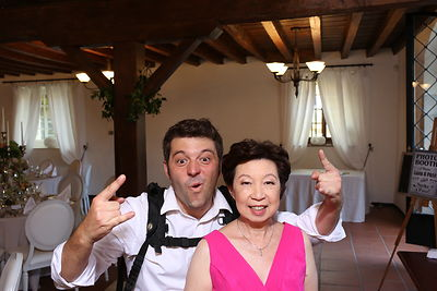 Photobooth Julia&Peter photos