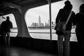Liberty Island, New York, Novembre 2014